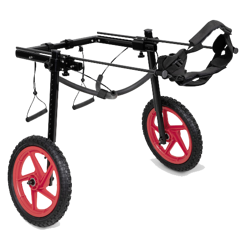 Pro Rear Support Wheelchair Large (factory refurb)